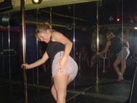 pole dance school in the UK