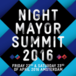 Amsterdam Night Mayor Summit 11
