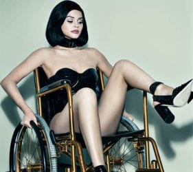 wheelchair burlesque