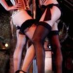 New Orleans strip clubs curb