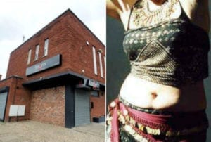 angels reopens as a bellydancing club