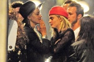 SophistiCats turns away Cara Delevigne and Amber Heard