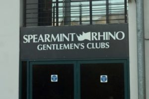 Spearmint Rhino in Sheffield got its license renewed