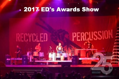 ED awards Show 2017