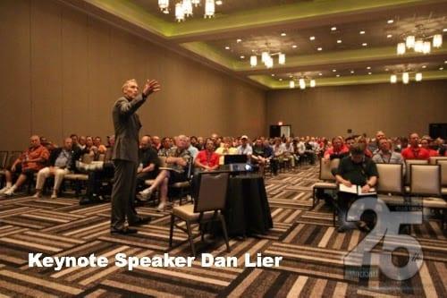 Keynote Speaker Dan Lier