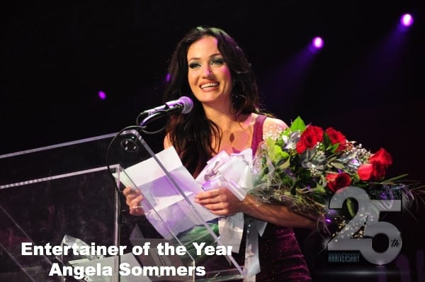 Angela Summers, Entertainer of the Year 2017