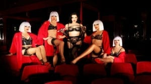 Burlesque Queen Dita Von Teese Interview with Strip Magazine