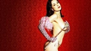Burlesque Celebrity Dita Von Teese Interview