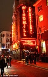 Windmill Theatre fights for its license