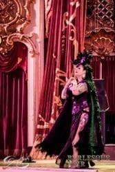 Interview with Burlesque star Raven Noir
