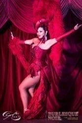 Burlesque star Raven Noir Interview